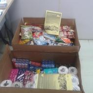Filial-Salvador-Doaá∆o-de-alimento-e-produto-de-higiene-pessoal-para-o-Lar-Irm∆-Maria-Luiza